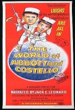 The World Of Abbott And Costello (1965) afişi