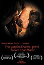 Thicker Than Water: The Vampire Diaries Part 1 (dark Sabbath) (2009) afişi
