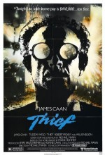 Thief (1981) afişi