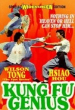 Tian Cai Gong Fu (1969) afişi