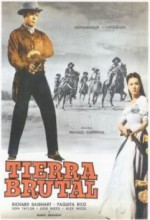 Tıerra Brutal (1961) afişi