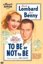 Olmak Ya Da Olmamak (1942) afişi