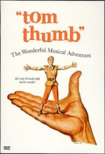 Tom Thumb (1958) afişi
