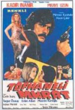 Tophaneli Murat (1971) afişi