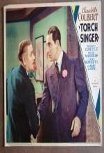 Torch Singer (1933) afişi