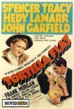 Tortilla Flat (1941) afişi