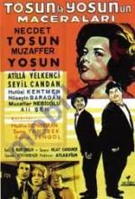 Tosun İle Yosun (1963) afişi