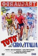 Totò Al Giro D'ıtalia (1952) afişi