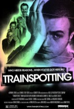 Trainspotting (1996) afişi