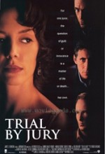 Trial By Jury (1994) afişi