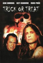 Trick Or Treat (1986) afişi