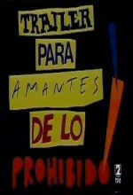 Tráiler Para Amantes De Lo Prohibido (1985) afişi