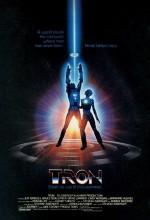 Tron (1982) afişi