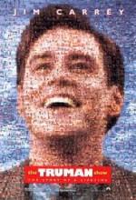 Truman Show (1998) afişi