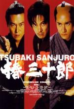 Tsubaki Sanjuro (2007) afişi