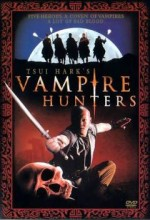 Tsui Hark's Vampire Hunters (2003) afişi