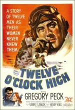 Twelve O'clock High (1949) afişi