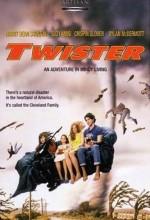 Twister (1989) afişi