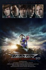 Tekken: Blood Vengeance (2011) afişi