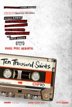 Ten Thousand Saints (2015) afişi