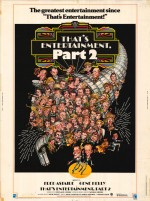 That's Entertainment, Part II (1976) afişi