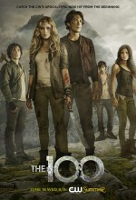 The 100 2.sezon (2014) afişi
