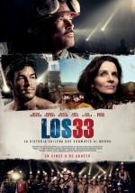 The 33 (2015) afişi