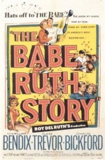 The Babe Ruth Story (1948) afişi