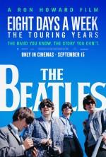 The Beatles: Eight Days a Week - Turne Yılları (2016) afişi