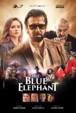 Mavi Fil (2014) afişi