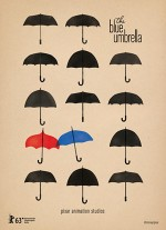 The Blue Umbrella (2013) afişi