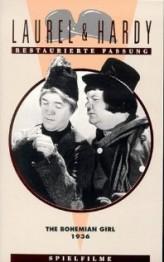 The Bohemian Girl (1936) afişi
