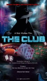 The Club (2013) afişi