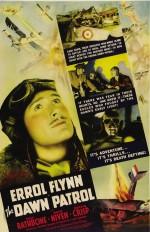 The Dawn Patrol (1938) afişi