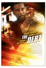 The Debt (2012) afişi