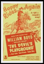 The Devil's Playground (1946) afişi