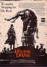 The Doctor And The Devils (1985) afişi