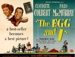 The Egg and I (1947) afişi