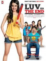 The End of Luv (2011) afişi