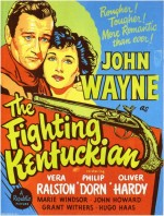 The Fighting Kentuckian (1949) afişi