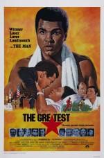The Greatest (1977) afişi