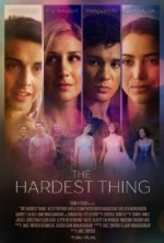 The Hardest Thing (2016) afişi
