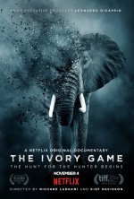The Ivory Game (2016) afişi
