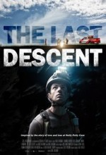 The Last Descent (2016) afişi