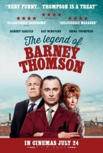 The Legend of Barney Thomson (2015) afişi