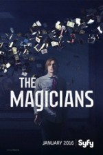 The Magicians (2016) afişi