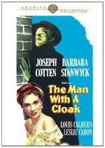 The Man with a Cloak (1951) afişi