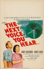 The Next Voice You Hear (1950) afişi