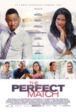 The Perfect Match (2016) afişi