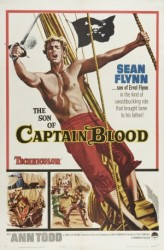 The Son Of Captain Blood (1962) afişi